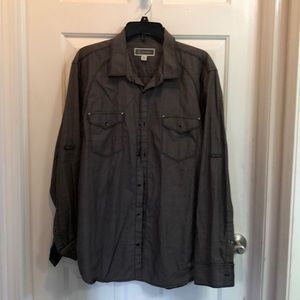 Other - INC Men's long sleeve button down